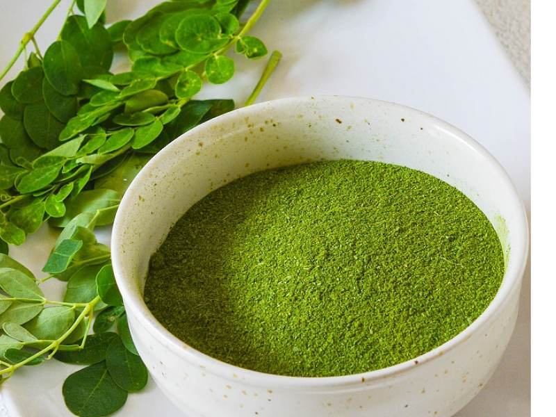 Moringa powder (chajana powder)